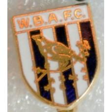 Значок ФК Вест Бромвич (Англия)