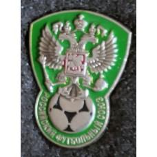 Значок Российского Футбольного Союза (вид 1)