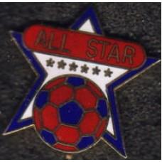 Значок ALL STARS (Все звезды)