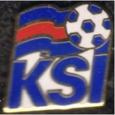 Значок Федерации Футбола Исландии