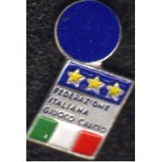 Значок Федерации Футбола Италии