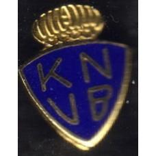 Значок Федерации Футбола Бельгии (вид 2)