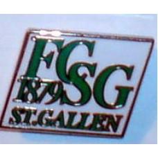 Значок ФК Сент-Галлен (Швейцария)