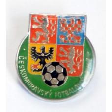 Значок Федерации Футбола Чехии