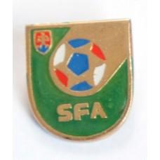 Значок Федерации Футбола Словакии