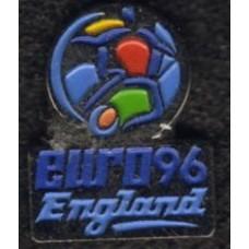 Значок Чемпионата Европы в Англии 1996