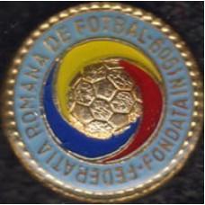 Значок Федерации Футбола Румынии