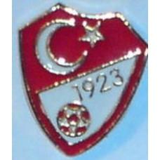 Значок Федерации Футбола Турции