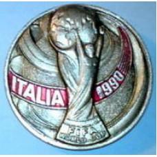 Значок Чемпионат мира - 1990 Италия (2)