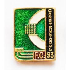 Значок ФК Конструкторул-93 Кишинев (Молдова)
