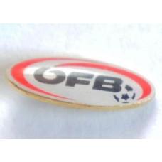 Значок Федерация Футбола Австрии (вид 2)