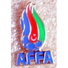 Значок Федерации Футбола Азербайджана