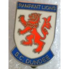 Значок SC Данди Юнайтед (Шотландия)
