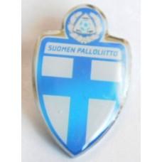 Значок Федерация Футбола Финляндии