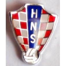 Значок Федерации Футбола Хорватии