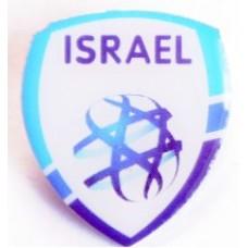 Значок Ассоциации Футбола Израиля с новым логотипом