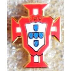 Значок Федерации Футбола Португалии