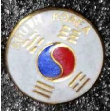 Значок Федерации Футбола Южной Кореи