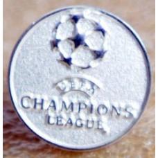 Значок с логотипом Лиги Чемпионов УЕФА
