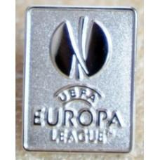 Значок с логотипом Лиги Европы УЕФА