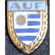 Значок Федерации Футбола Уругвая