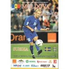 Программа Молдова - Швеция 03.06.2011