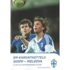 Программа Финляндия - Молдова 02.09.2011