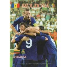 Программа Молдова - Литва товарищеская встреча 18.11.2013