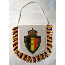 Вымпел Федерации Футбола Бельгии