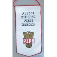 Вымпел Федерации Футбола Польши (вид 1)