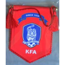 Официальный вымпел Федерации Футбола Южной Кореи