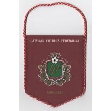 Вымпел Федерации Футбола Латвии
