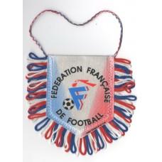 Вымпел Федерации Футбола Франции (вид 2)