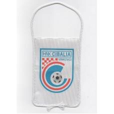 Вымпел ФК Цибалья Винковци (Хорватия)