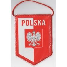 Вымпел Федерации Футбола Польши (вид 2)
