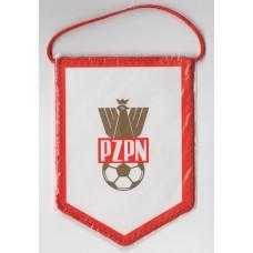 Вымпел Федерации Футбола Польши (вид 3)
