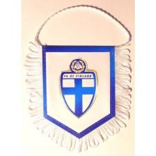 Вымпел Федерации Футбола Финляндии