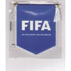 Вымпел ФИФА на металлическом прутике