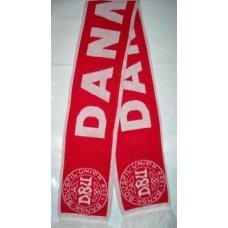 Шарф сборной Дании по футболу