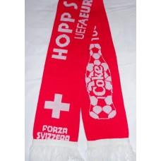 Шарф сборной Швейцарии по футболу