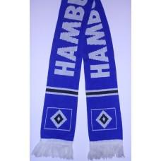 Шарф ФК Гамбург (Германия) вязаный
