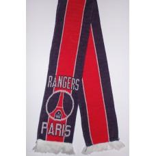 Шарф фанатской группировки ФК Пари Сен-Жермен Rangers (Франция)