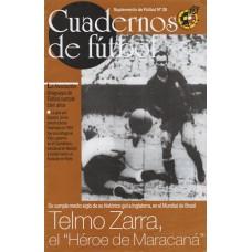 Историческое издание Федерации футбола Испании - Cuadernos de futbol №28