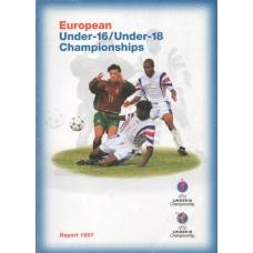 European Under 16/ Under18 Championship 1997 report