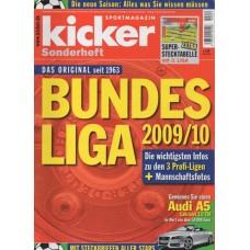 Справочник Kicker Bundesliga, season 2009 - 2010
