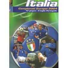 Официальный медиа гид сборной Италии к Чемпионату Европы 2004