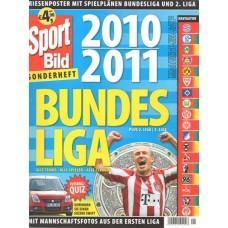 Справочник Sport Bild Bundesliga season 2010 - 2011