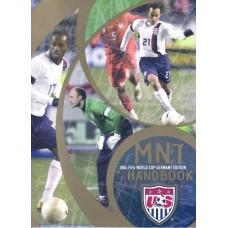 Справочник Федерации футбола США к Чемпионату Мира 2006