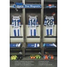 Официальный журнал ФК Герта Берлин (Германия) сезон 2014-15