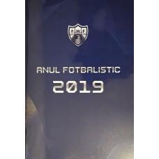 """""""Футбол в Молдове 2019"""" официальное издание Федерации Футбола Молдовы"""